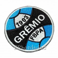 TRS006 Grêmio RS 2006 patch bordado 8.5 cm